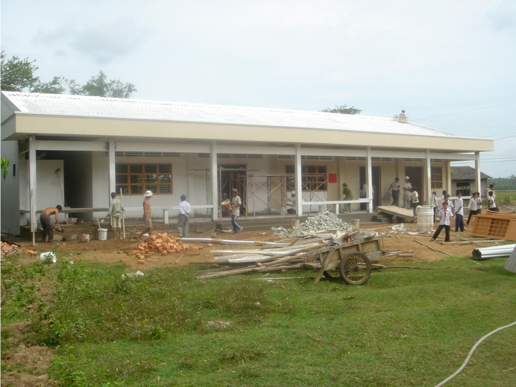 2005TraVinhschool